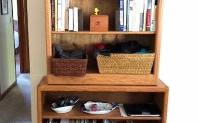 The Sweet Sorrow of Parting With Your Stuff: De-Cluttering