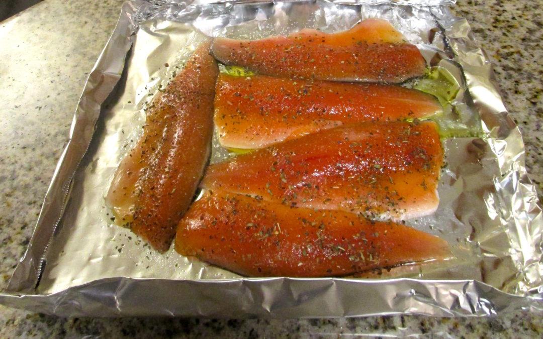 Salmon-dinner-trims-holiday-stress