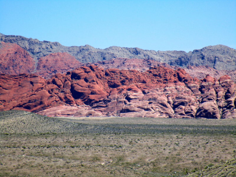 Red Rock Canyon, Nevada.