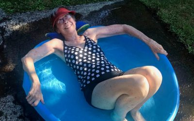 The Heat & Me: Take to the Water When You're Hot!