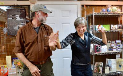 Feeling the Loss: Dancing Kept the Joy Alive!